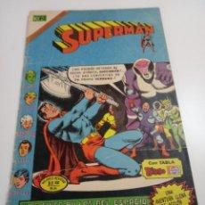 Tebeos: SUPERMAN NÚMERO 994. NOVARO. AÑO 1975. LEGIÓN DE SUPERHÉROES. MUY DIFÍCIL.. Lote 266994148