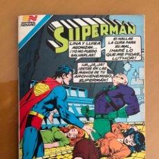 Tebeos: SUPERMAN - Nº 2 - 1390. NOVARO - SERIE AGUILA, 1982. Lote 267054524