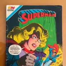 Tebeos: SUPERMAN - Nº 2 - 1398. NOVARO - SERIE AGUILA, 1982. Lote 267054684