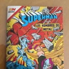 Tebeos: SUPERMAN - Nº 2 - 1399. NOVARO - SERIE AGUILA, 1983. Lote 267054934