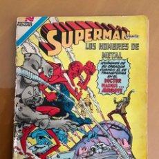 Tebeos: SUPERMAN - Nº 2 - 1405. NOVARO - SERIE AGUILA, 1983. Lote 267055209