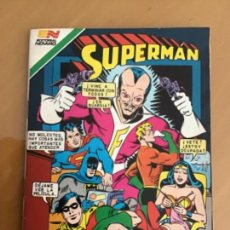 Tebeos: SUPERMAN - Nº 2 - 1407. NOVARO - SERIE AGUILA, 1983. Lote 267129649