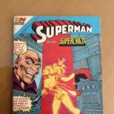 Tebeos: SUPERMAN - Nº 2 - 1409. NOVARO - SERIE AGUILA, 1983. Lote 267129734