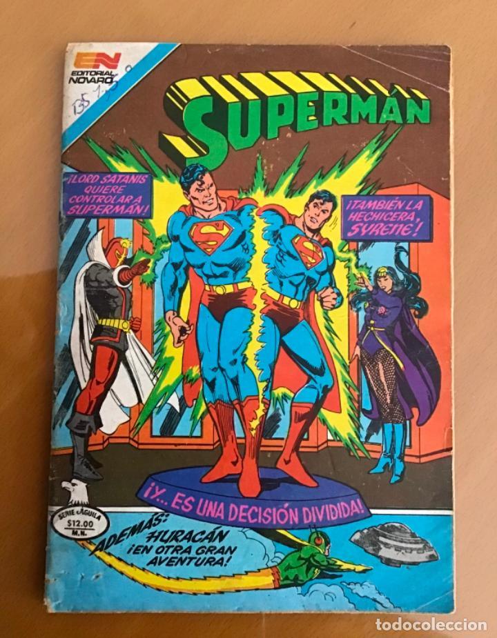 SUPERMAN - Nº 2 - 1420. NOVARO - SERIE AGUILA, 1983 (Tebeos y Comics - Novaro - Superman)