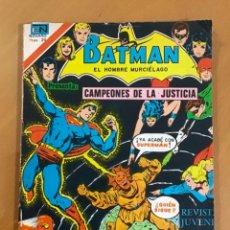 Tebeos: BATMAN - Nº 2 - 922. NOVARO - SERIE AGUILA, 1978. Lote 267137644