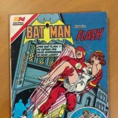 Tebeos: BATMAN - Nº 2 - 1100. NOVARO - SERIE AGUILA, 1981. Lote 267138399