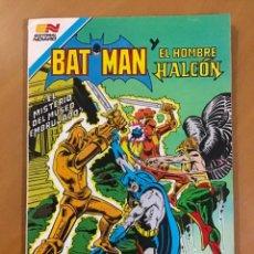 Tebeos: BATMAN - Nº 2 - 1101. NOVARO - SERIE AGUILA, 1981. Lote 267138424