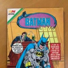 Tebeos: BATMAN - Nº 2 - 1159. NOVARO - SERIE AGUILA, 1982. Lote 267139034