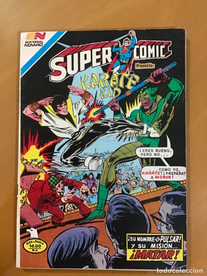 SUPERCOMIC - Nº 2 - 217. SUPERMAN. NOVARO - SERIE AGUILA, 1981 (Tebeos y Comics - Novaro - Superman)