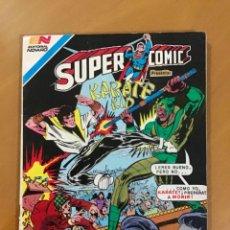 Tebeos: SUPERCOMIC - Nº 2 - 217. SUPERMAN. NOVARO - SERIE AGUILA, 1981. Lote 267139339