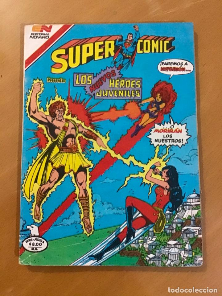 SUPERCOMIC - Nº 2 - 263. SUPERMAN. NOVARO - SERIE AGUILA, 1982 (Tebeos y Comics - Novaro - Superman)
