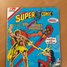 Tebeos: SUPERCOMIC - Nº 2 - 263. SUPERMAN. NOVARO - SERIE AGUILA, 1982. Lote 267139904