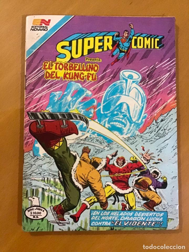 SUPERCOMIC - Nº 2 - 289. SUPERMAN. NOVARO - SERIE AGUILA, 1983 (Tebeos y Comics - Novaro - Superman)