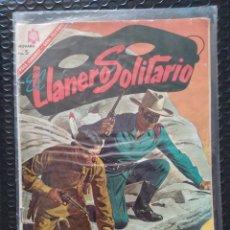 Livros de Banda Desenhada: NOVARO MÉXICO-LLANERO SOLITARIO-FN-BOLSA & BACKBOARD. Lote 267189039