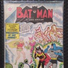 Livros de Banda Desenhada: NOVARO MÉXICO-BATMAN #177 -VG-BOLSA & BACKBOARD. Lote 267190154