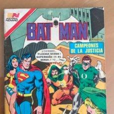 Tebeos: SUPERMAN, Nº 199/223. NOVARO - COLOMBIA. 1981.. Lote 267357909