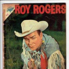 Tebeos: ROY ROGERS Nº 61 - NOVARO 1957. Lote 267474964
