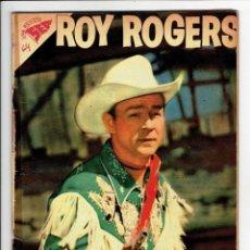 Tebeos: ROY ROGERS Nº 64 - NOVARO 1957. Lote 267477789