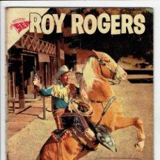 Tebeos: ROY ROGERS Nº 72 - NOVARO 1958. Lote 267480334