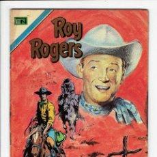 Tebeos: ROY ROGERS Nº 394 - SERIE AGUILA - NOVARO 1977. Lote 267481654