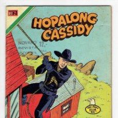 Tebeos: HOPALONG CASSIDY Nº 257 - SERIE AGUILA - NOVARO 1976. Lote 267483309