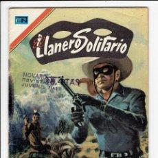 Tebeos: EL LLANERO SOLITARIO Nº 397 - SERIE AGUILA - NOVARO 1977. Lote 267485559