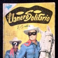Tebeos: EL LLANERO SOLITARIO Nº 72 - NOVARO 1959. Lote 267487289