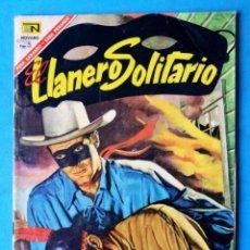 Tebeos: EL LLANERO SOLITARIO Nº 166 - NOVARO 1967. Lote 267487694