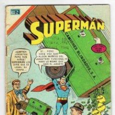 Livros de Banda Desenhada: SUPERMAN Nº 1022 - (SERIE AGUILA) NOVARO 1975. Lote 267490259