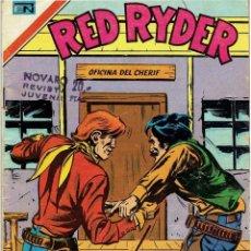 Livros de Banda Desenhada: RED RYDER Nº 443 (SERIE ÁGUILA) NOVARO 1979. Lote 267562154