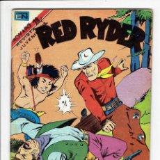 Tebeos: RED RYDER Nº 462 (SERIE ÁGUILA) NOVARO 1979. Lote 267562924