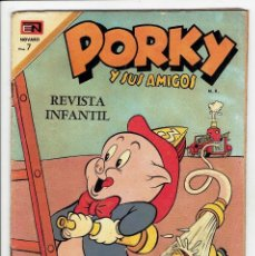 Tebeos: PORKY Y SUS AMIGOS Nº 236 - NOVARO 1970. Lote 267578934