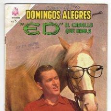 Tebeos: DOMINGOS ALEGRES Nº 537 - NOVARO 1964. Lote 267650959