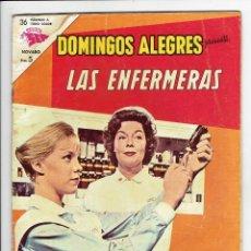 Tebeos: DOMINGOS ALEGRES Nº 504 - NOVARO 1963. Lote 267651429