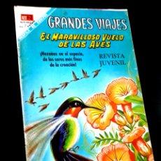 Tebeos: MUY BUEN ESTADO GRANDES VIAJES 68 NOVARO TEBEOS. Lote 267716879