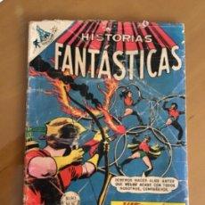 Livros de Banda Desenhada: HISTORIAS FANTASTICAS - Nº 187. NOVARO - 1967.. Lote 267832059