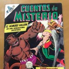 Tebeos: CUENTOS DE MISTERIO - Nº 122. NOVARO - 1965.. Lote 267849829