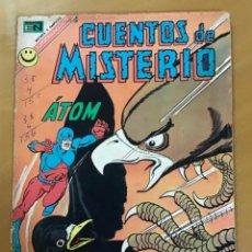 Livros de Banda Desenhada: CUENTOS DE MISTERIO - Nº 227. NOVARO - 1972.. Lote 267849974