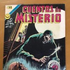 Tebeos: CUENTOS DE MISTERIO - Nº 233. NOVARO - 1972.. Lote 267850024