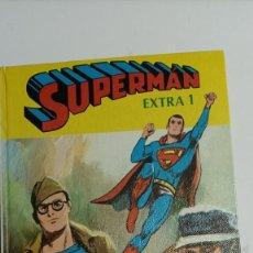 Tebeos: SUPERMAN EXTRA Nº 1 DE NOVARO, MUY BUEN ESTADO. Lote 267861574