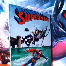 Tebeos: MUY BUEN ESTADO SUPERMAN X LIBROCOMIC 10 LIBRO COMIC EDITORIAL NOVARO. Lote 267874664
