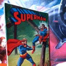 Tebeos: MUY BUEN ESTADO SUPERMAN XI LIBROCOMIC 11 LIBRO COMIC EDITORIAL NOVARO. Lote 267875054