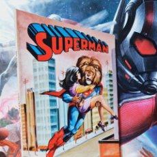 Tebeos: MUY BUEN ESTADO SUPERMAN XIV LIBROCOMIC 14 LIBRO COMIC EDITORIAL NOVARO. Lote 267875869