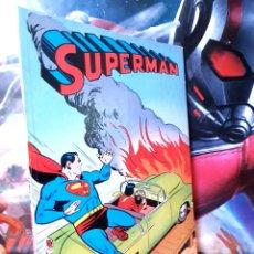 Tebeos: CASI EXCELENTE ESTADO SUPERMAN XVIII LIBROCOMIC 18 LIBRO COMIC EDITORIAL NOVARO. Lote 267903384