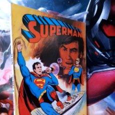 Tebeos: MUY BUEN ESTADO SUPERMAN XL LIBROCOMIC 40 LIBRO COMIC EDITORIAL NOVARO. Lote 267903769