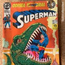 Tebeos: SUPERMAN ODISEA TEMPORAL NÚMERO 123 ( BOLS, 7). Lote 268142399