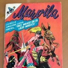 Tebeos: MARVILA - Nº 161. NOVARO - 1969.. Lote 268176854