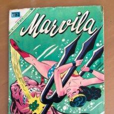 Tebeos: MARVILA - Nº 164. NOVARO - 1969.. Lote 268177089