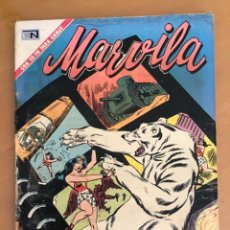 Tebeos: MARVILA - Nº 188. NOVARO - 1971.. Lote 268178064