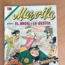 Tebeos: MARVILA - Nº 193. NOVARO - 1971.. Lote 268178204